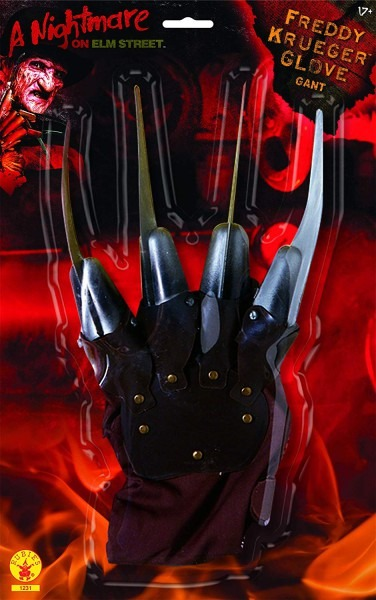 Amazon Com  Nightmare On Elm Street Freddy Glove  Toys & Games