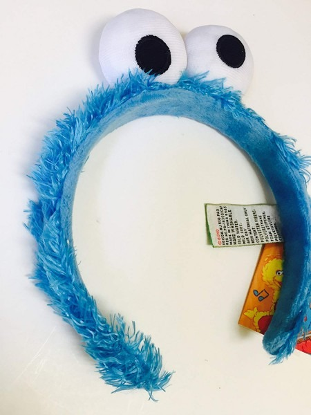 Amazon Com  Sesame Street Elmo Cookie Monster Headband Head Band