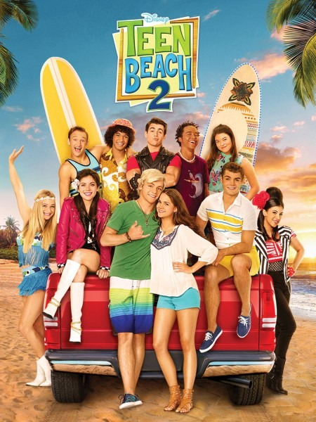 Amazon Com  Watch Teen Beach 2