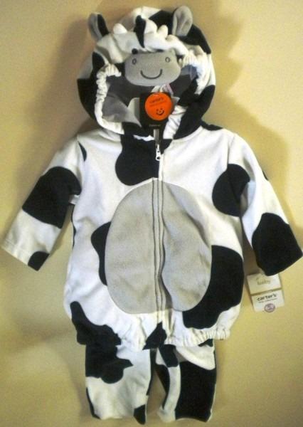 Amazon Com   Carter's Baby Bull Halloween Costume 3