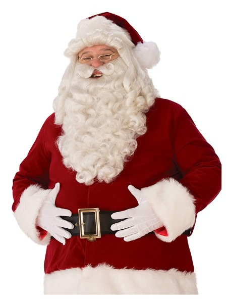 Adult Santa Claus Suits And Accessories