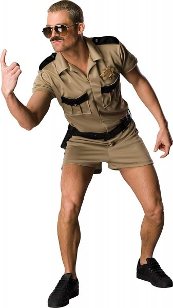 Amazon Com  Rubie's 888752 Adult Lt Dangle Costume Reno 911 Police