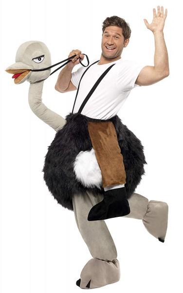 Amazon Com  Smiffy's Ostrich Costume  Toys & Games