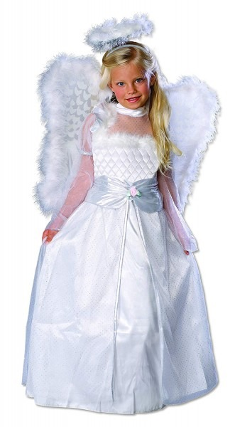 Snow Angel Costumes For A Child