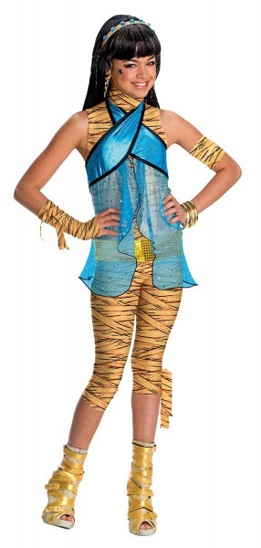 Amazon Com  Monster High Cleo De Nile Costume
