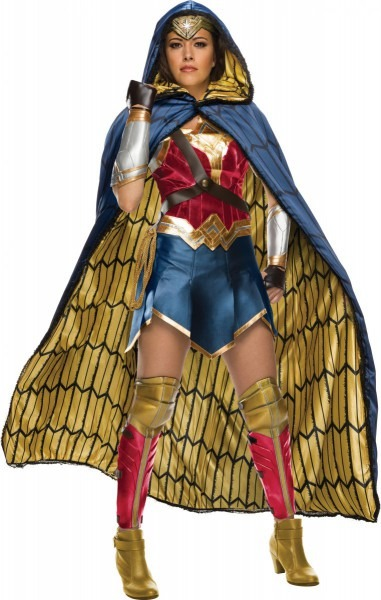 Grand Heritage Wonder Woman Costume Size Large (14