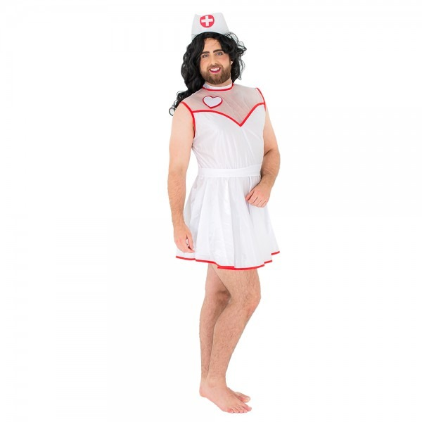 Male Nurse Drag Costume
