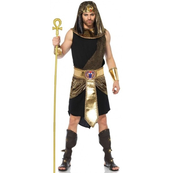 Pharoahs Guard Egyptian Halloween Costume
