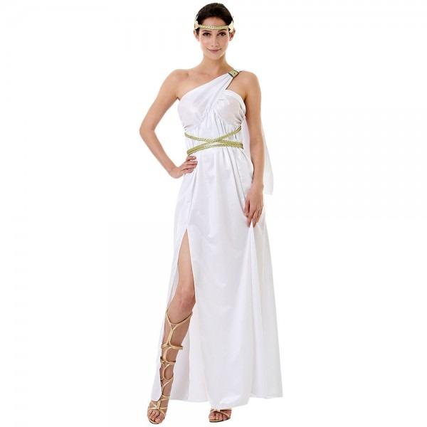Grecian Goddess Halloween Costume For Women