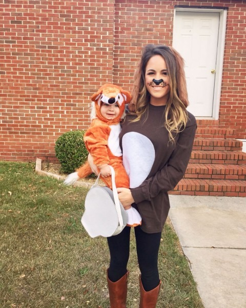 Fox And The Hound Halloween Costumes  Tod And Copper Halloween