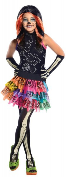 Fancy Dress Factory  886700skelita