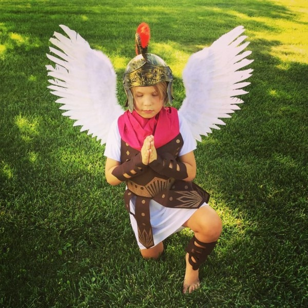 St  Michael The Archangel, Defend Us In Battle! Send Us Your