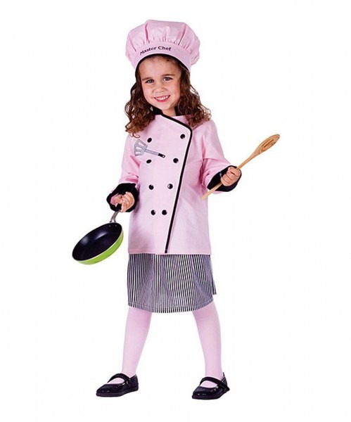 Loving This Pink Master Chef Dress