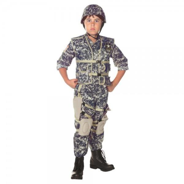 Us Army Ranger Boys Halloween Costume