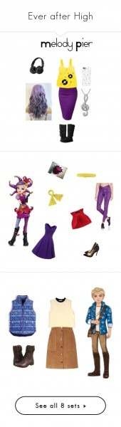 Ever After High  By Laurenandapollo ❤ Liked On Polyvore Featuring