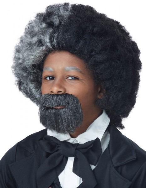 Frederick Douglass Wig