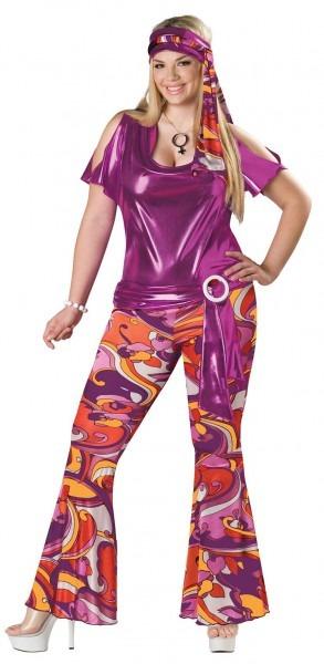 Plus Size Dancing Queen Costume
