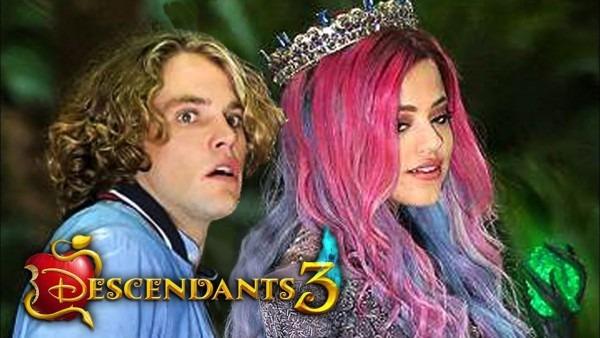 Descendants 3  Audrey Is Evil! Audrey Is The New Villain
