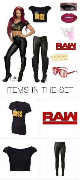 Wwe Sasha Banks~raw