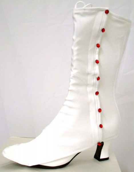 Mary Poppins Custom Spats And Victorian Jolly Holiday Boots Adult