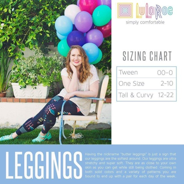 Lularoe Tween Size Leggings For Those Who Are Petite Or Girls Who