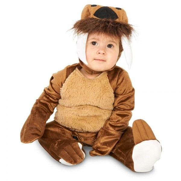 Walrus Cub Infant Costume 12