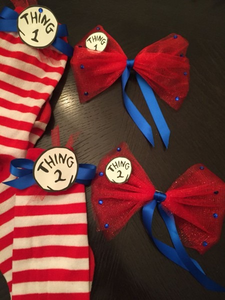 Thing 1 & Thing 2 Accessories