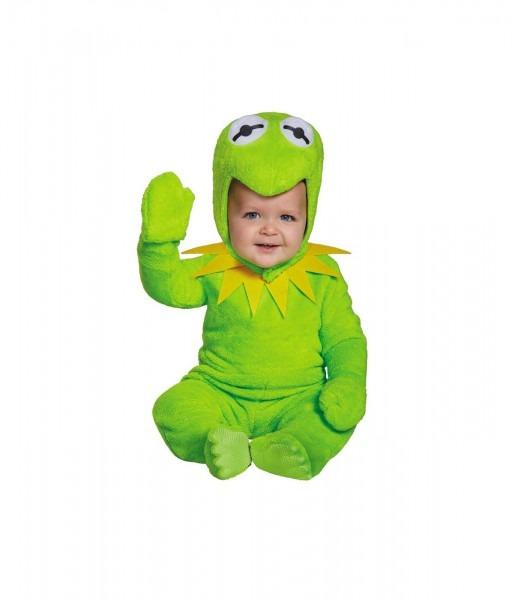 Kermit The Frog Baby Costume Deluxe