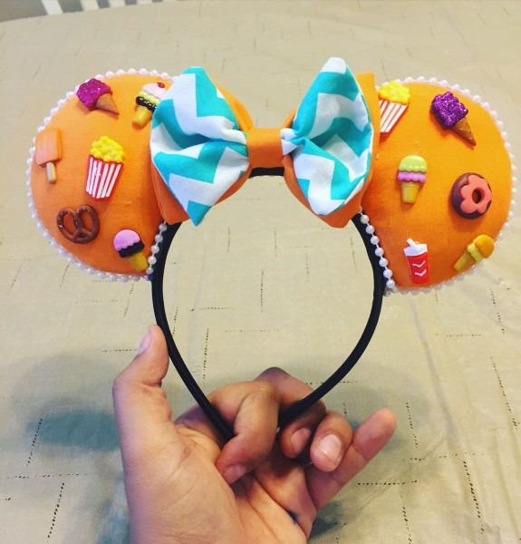 Wreck It Ralph Inspired Mickey Ears  For Sale Now Only 12$ Email