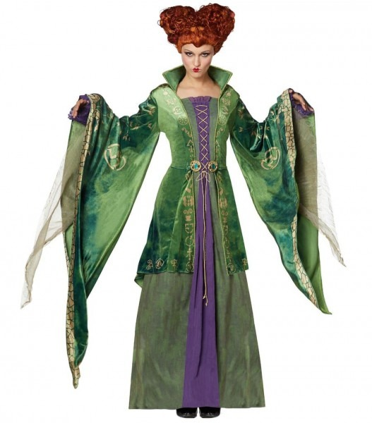 Adult Winifred Sanderson Costume Deluxe