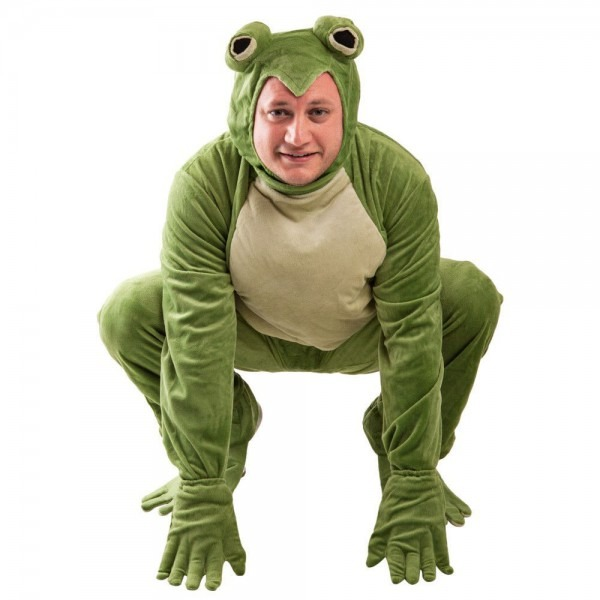 Adult Frog Costume