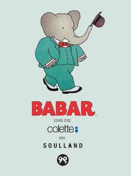 Babar S'invite Chez Colette