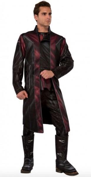An Easy To Wear Hawkeye Costume!