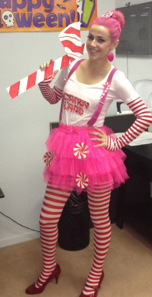 Mr  Mint From Candy Land Costume! Style Diy Costumes With This