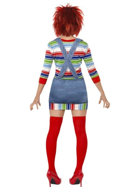 30 Chucky Costume For Girl, Chucky Plus Size Costume For Men