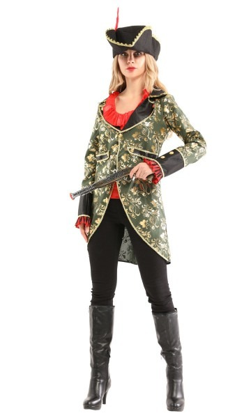 Adult Halloween Cosplay Costume Adult Cos Pirate Princess Dress