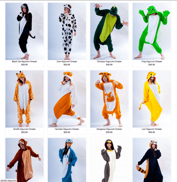 Wtf For The Day  Onesies For Adults  Not Just Onesies — Animal