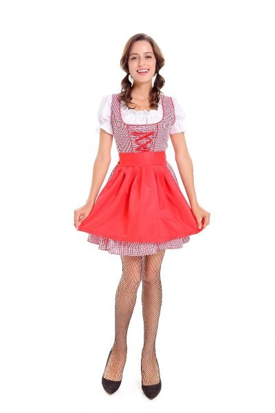 Adult Sexy Oktoberfest Costumes German Beer Girl Costumes Sexy