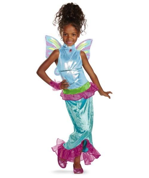 Mermaid Aisha Kids Costume