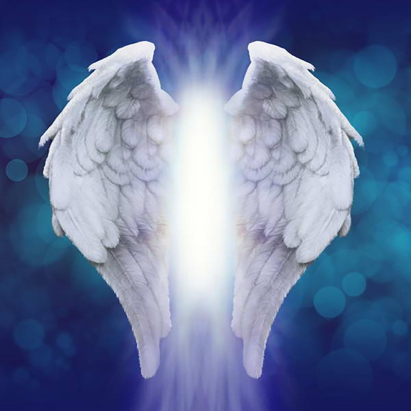 Allenjoy Photographic Background Purity Blur Angel Wings Sacred