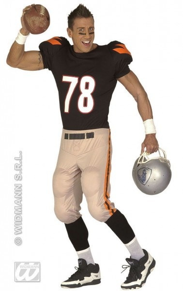 American Football Player Costume Hot Best Party Supply Designs Of Football