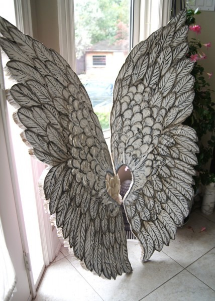 Angel Wings Wall Art Decor Angel Wing Wall Decor