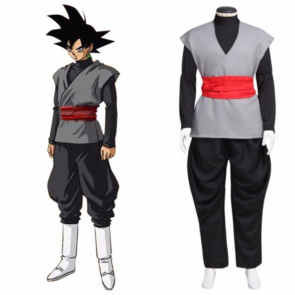 Anime Cosplay Costumes Dragonball S Dragon Ball Super Son Goku