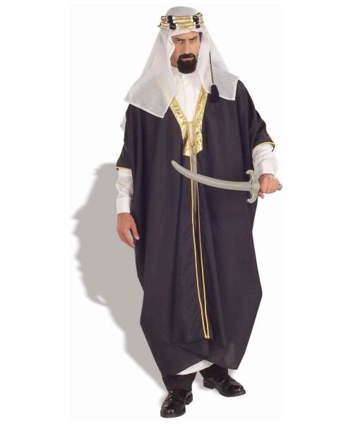 Adult Arab Sheik Halloween Costume