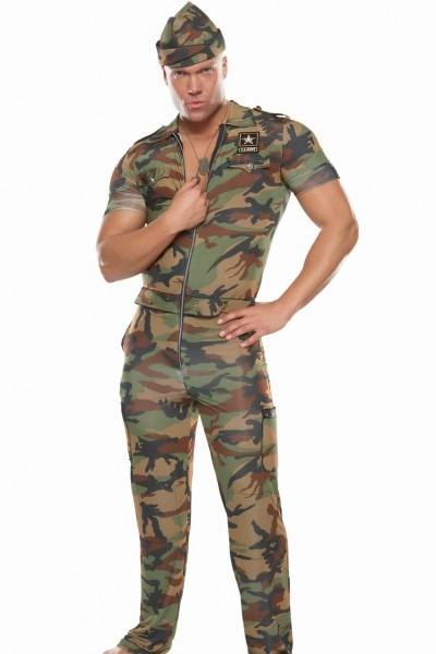 Army Costumes (for Men, Women, Kids) Parties Costume, Army