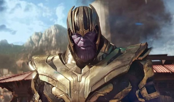 Avengers  Endgame' Leaked Toy Reveals Thanos And His New Weapon