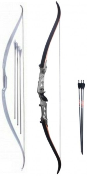 Katniss Everdeen Bow And Arrows