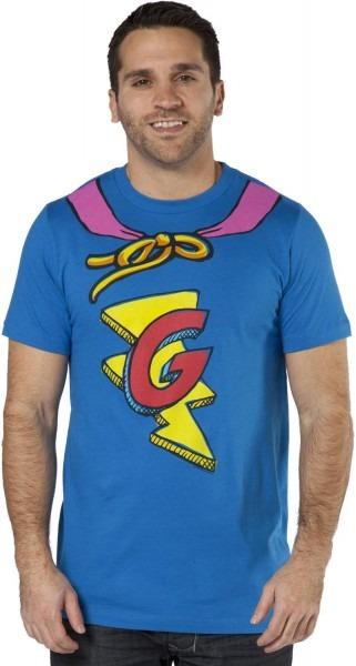 Super Grover Costume Shirt