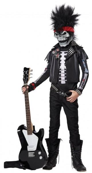 Zombie Rockstar Kids Costume (imagine A Girlier Version)  Now Cait