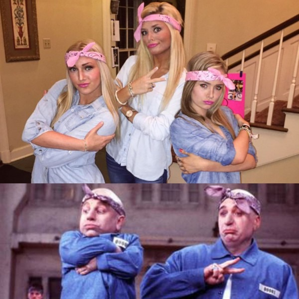 Dr Evil Kids Costume & Funny Family Halloween Costumes  Dr  Evil